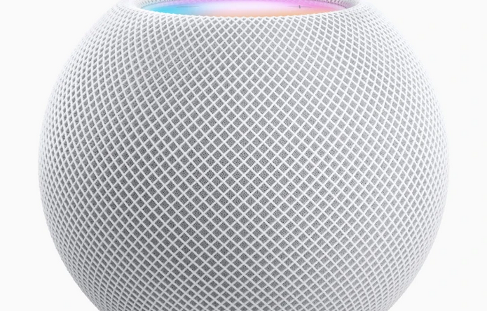 苹果宣布在新的HomePod mini上集成潘多拉语音